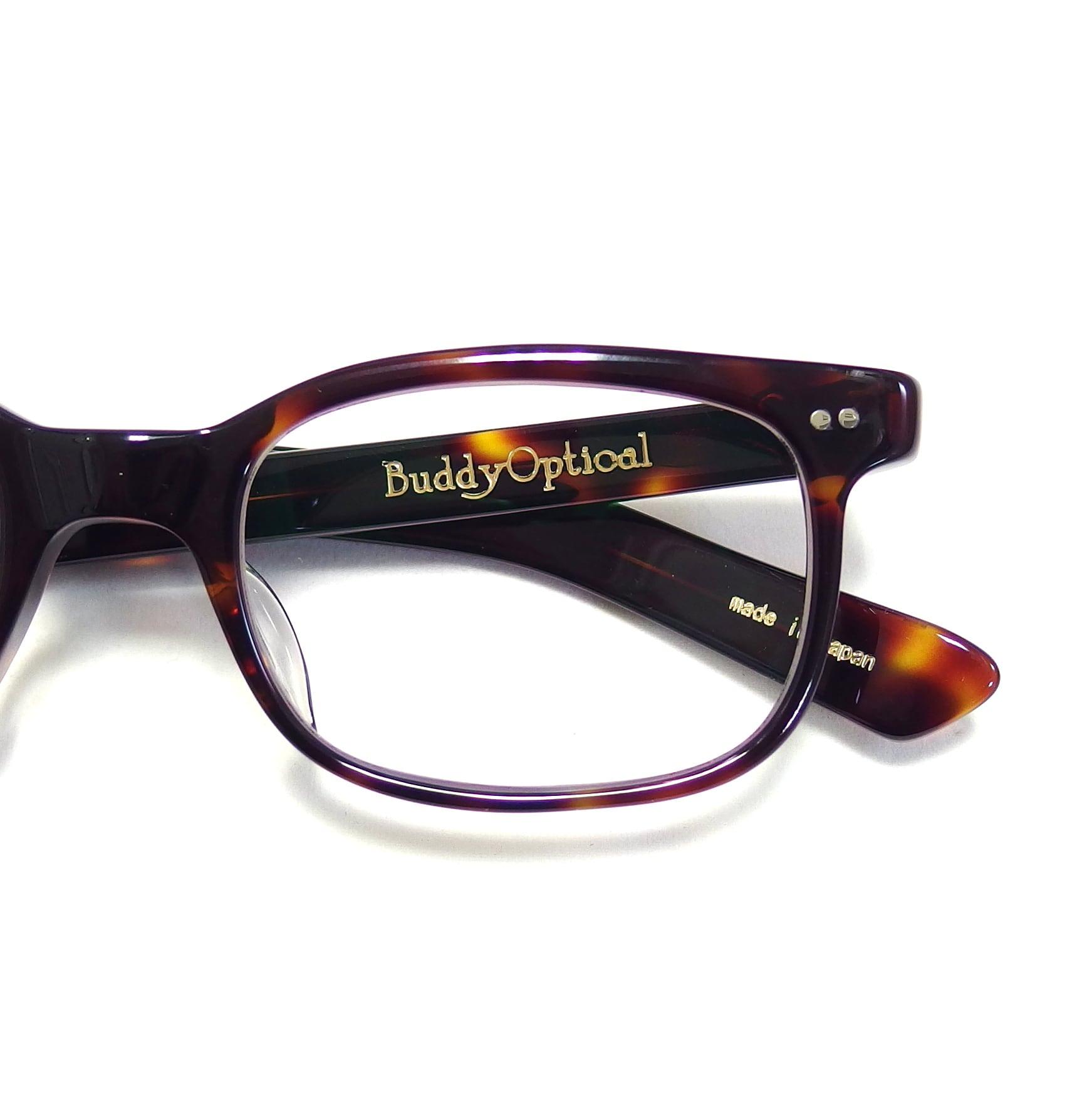 """【Buddy Optical】MIT  """"Brown Tort"""""""