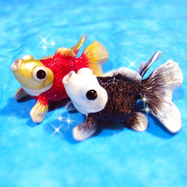小さな宝石箱 ジュエリーボックス 金魚