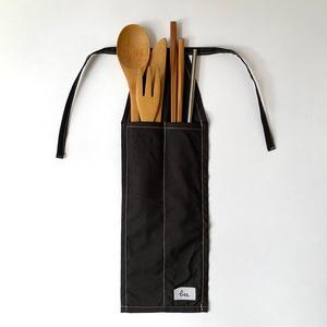 カトラリーケース / Cutlery case (BLK) #Wb-C200502