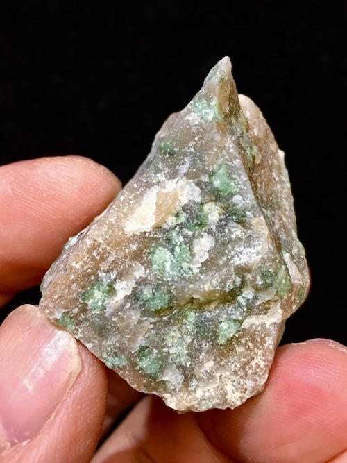 3) ナンドライト  原石