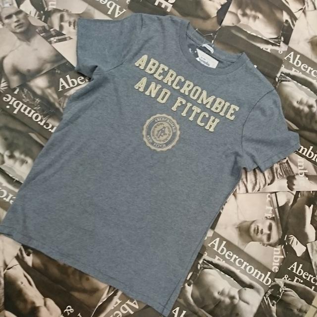Abercronmbie&FitchメンズTシャツXLサイズ