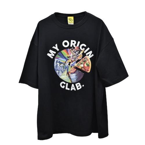 MY ORIGIN BIG T-Shirts / Black
