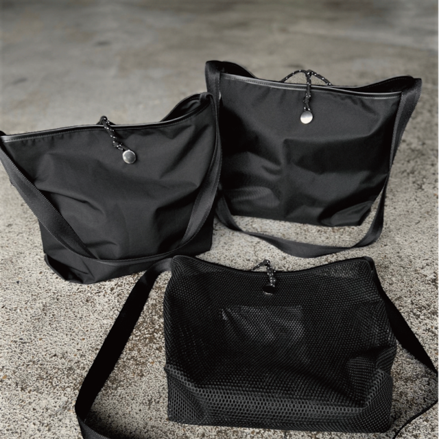 L4013 NAKI 【L】 (shoulder / tote / packable)