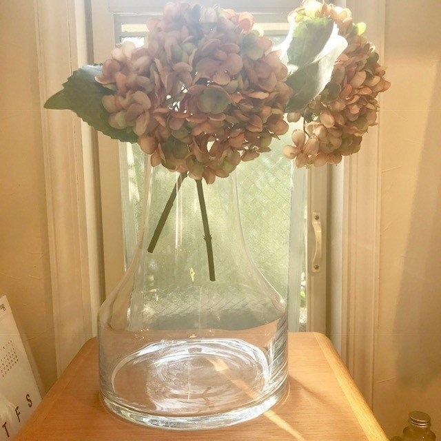 BOB CRAFT ボブクラフト ファゴット Lクリア  フラワーベース 花瓶