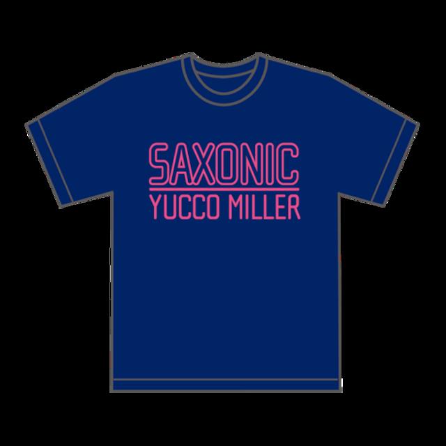 「SAXONIC」Tシャツ