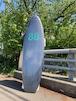 88Surfboards  6'4'' HOTROD  Thruster  Black/L.Green  本州送料¥10000込み価格