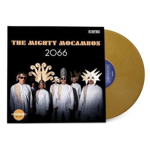 【残りわずか/LP】The Mighty Mocambos - 2066 (Gold Vinyl Edition) -LP-