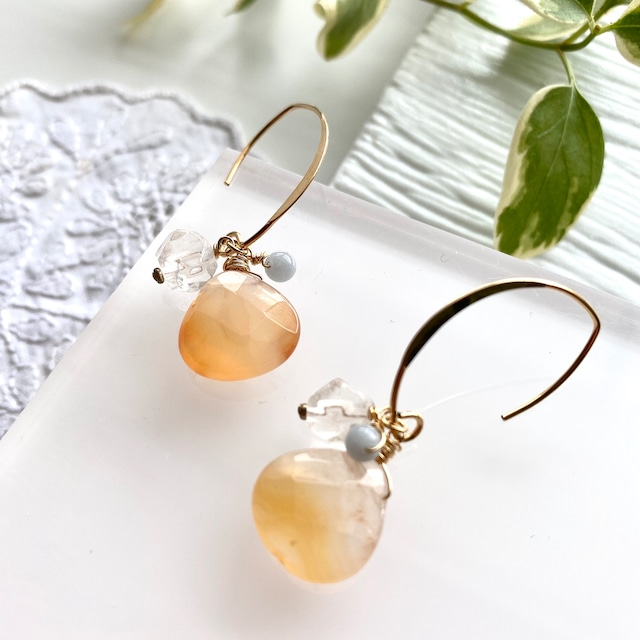 CLARISSA earrings