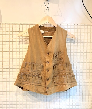 Union Made Hunting Vest 1940s ~ 1950s