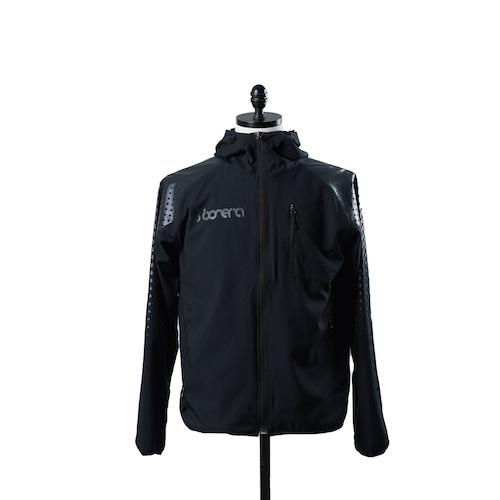 bonera ポリエステルフードジャケット(BNR-JKT010)