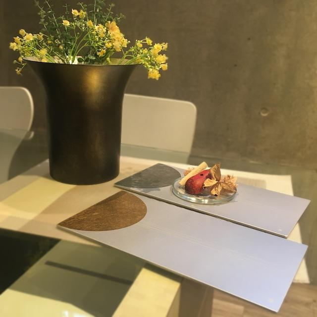 特別な日のテーブルセット   ALART/momentum factory orii