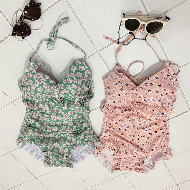 flower op swim wear