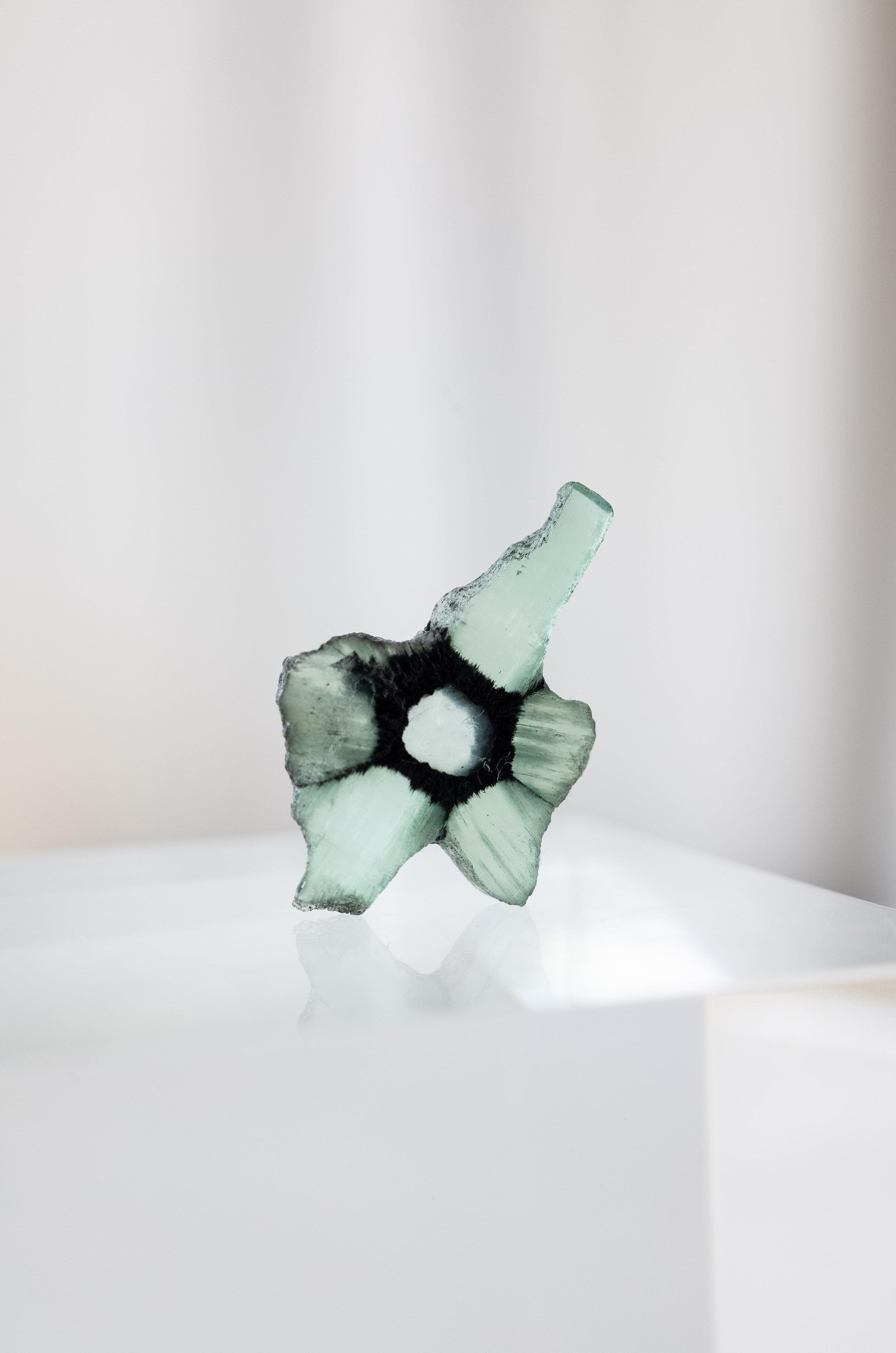 Trapiche Emerald - 004