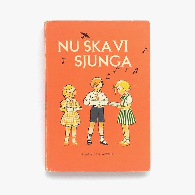 エルサ・ベスコフ「Nu ska vi sjunga(さあ、うたいましょう)」《1971-01》
