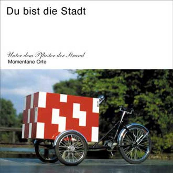 Various Artists - Du Bist Die Stadt: Unter Dem Pflaster Der Strand / Momentane Orte (2LP) - 画像1