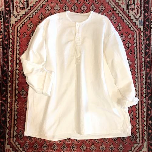 【DEADSTOCK】ロシア軍 スリーピングシャツ 裏起毛  XL (1)