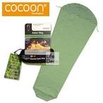 Cocoon コクーン シルク トラベルシーツ インセクト 防虫加工 マミータイプ ISM91