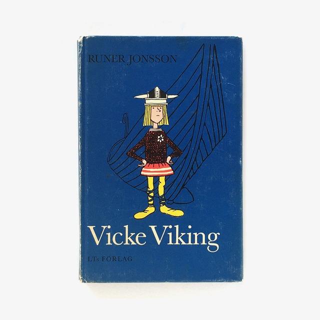 ルーネル・ヨンソン「Vicke Viking(小さなバイキング ビッケ)」《1963-01》