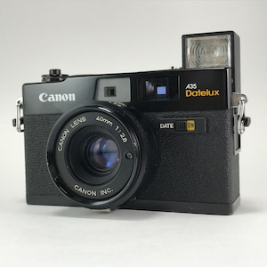 Canon A35 Datelux