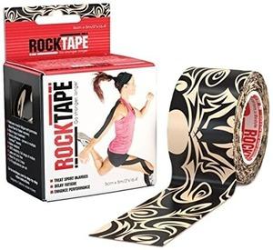ロックテープ-スタンダード-タトゥー/ ROCKTAPE 5cm*5m standard Tatoo
