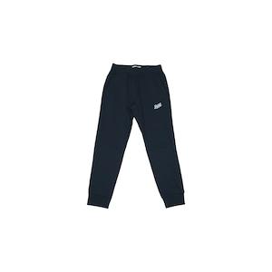 LOGO Jersey Pants [BLACK]