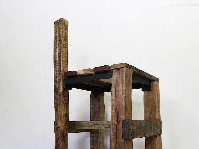 花台のジャック002 サイドテーブル 一点物