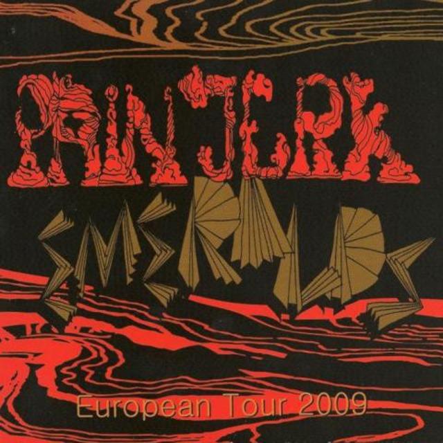 PainJerk + Emeralds -European Tour 2009(CD)