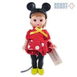 マクドナルド マダムアレキサンダードール2004 #3 Wendy Doll as Minnie Mouse ミニーマウス