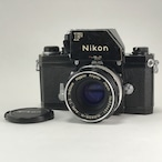 Nikon F Photomic FTN Black