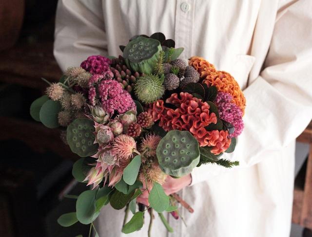 調和の森のブーケ (Brilliant Bouquet)