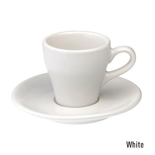 LOVERAMICSラブラミクス Tulip 80ml Espresso Cup&Saucer