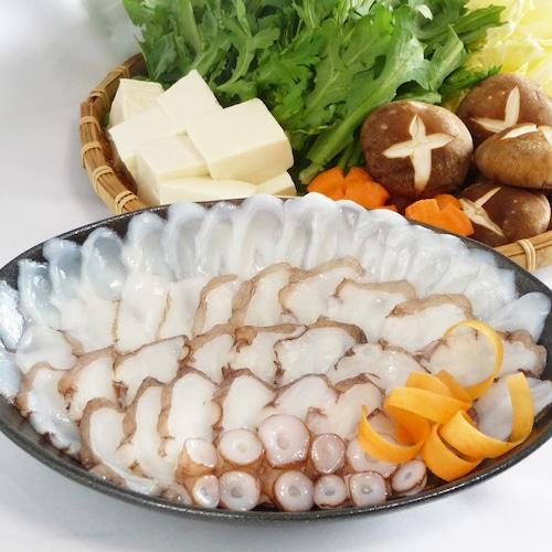 明石蛸のたこしゃぶ(6人用・210g×2)五つ星ひょうご選定品/贈答用木箱入り