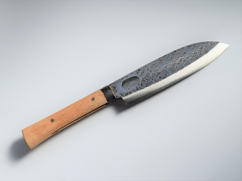 山鉈 (小判型)片刃 21.0㎝