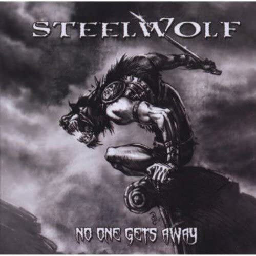 """STEELWOLF """"No One Gets Away"""" (輸入盤)"""