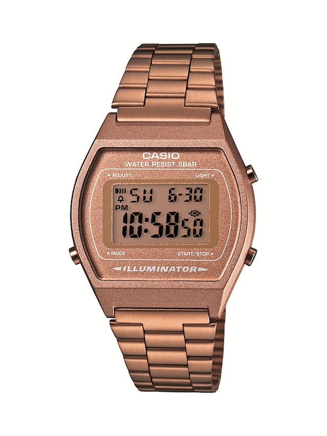 CASIO B640WC-5AJF PINK GOLD