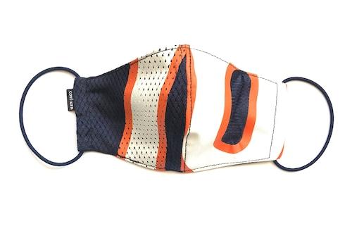 【デザイナーズマスク 吸水速乾COOLMAX使用 日本製】SPORTS MIX MASK CTMR 0928112
