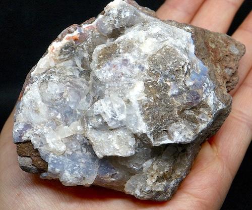 Cady Mountains アゲート カルサイト 原石 280g AG149 瑪瑙 鉱物 天然石 パワーストーン 原石