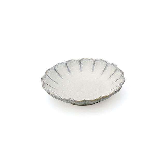 aito製作所 「花 hana」プレート 皿 9cm S ぎんはく 瀬戸焼 288128