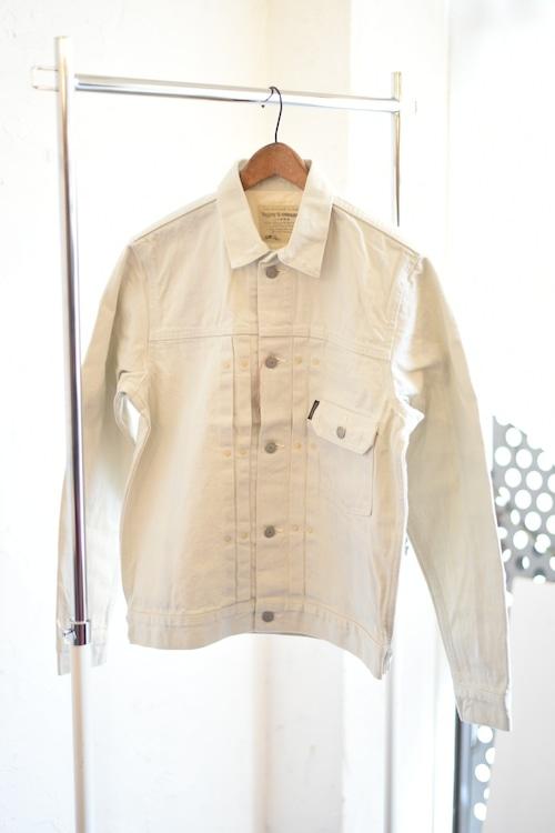GYPSY&SONS ホワイトデニムジャケット