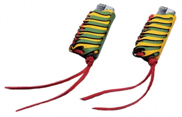 Monstera Lighter cover