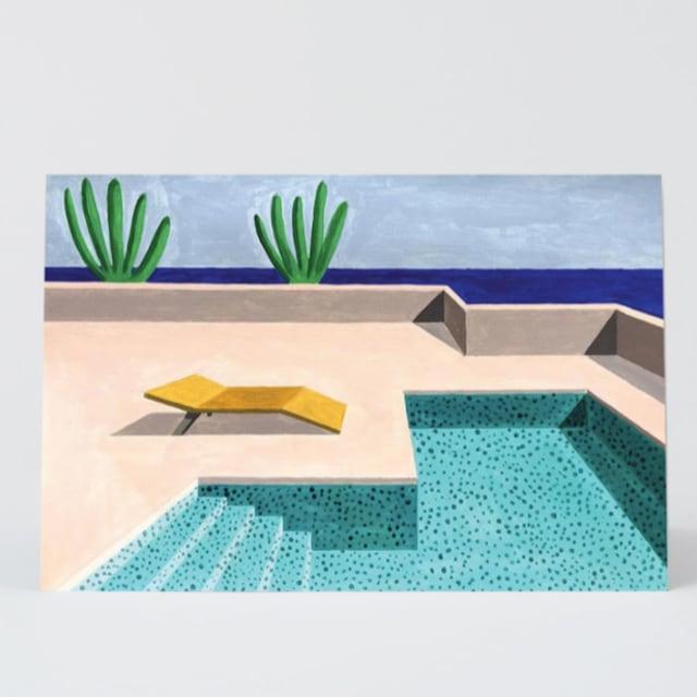 WRAP /Pool 1 ART CARD - Artwork by Ana Popescu-