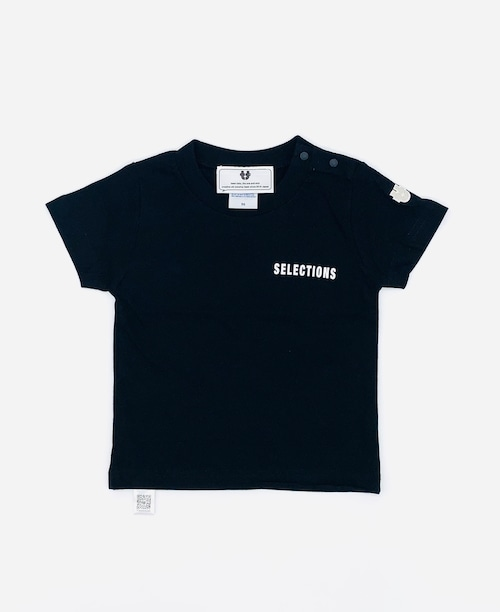 """""""SELECTIONS"""" tt-Back print T-shirts for Kids★"""