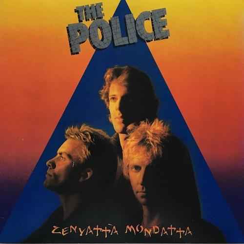 【LP・米盤】The Police  /  Zenyatta Mondatta