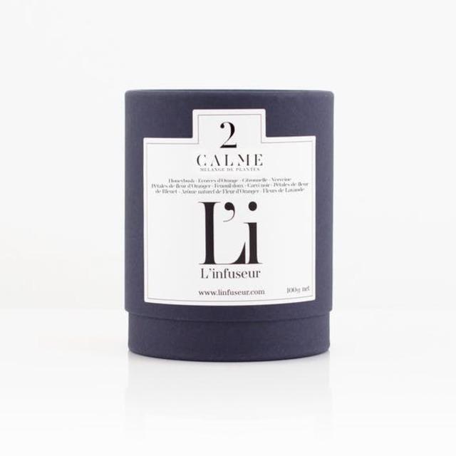 L'infuseur - ハーブティー - CALME N°2