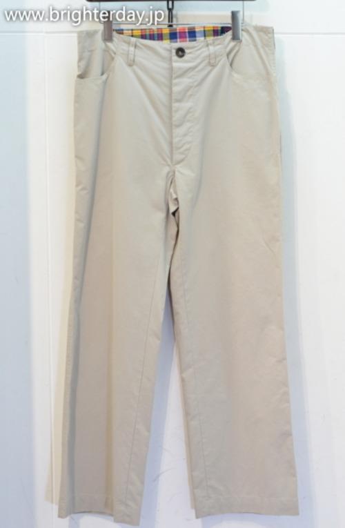 STEVEN ALAN × BEAUTY&YOUTH パンツ