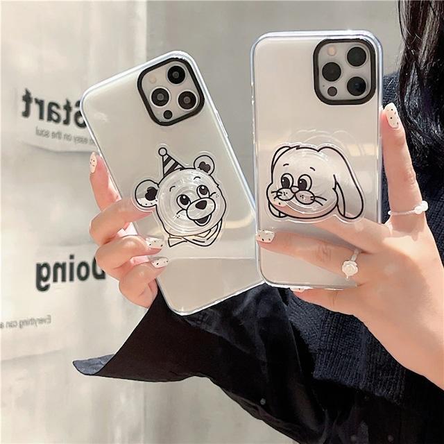 Korean cute animals iphone case