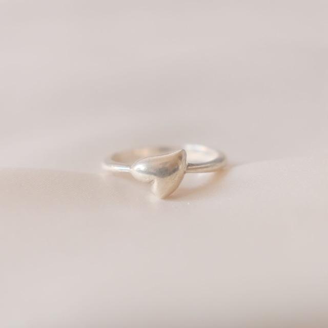 flemington silver  heart collection 3 11