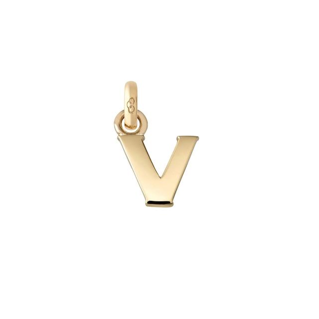 アルファベット V チャーム