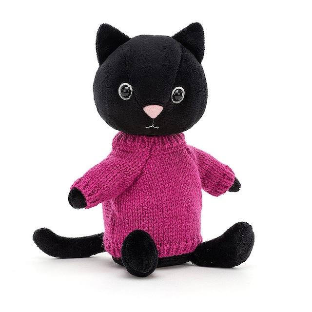 Knitten Kitten Fuschia_KN3FP