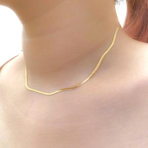 Snake Necklace【2mm】
